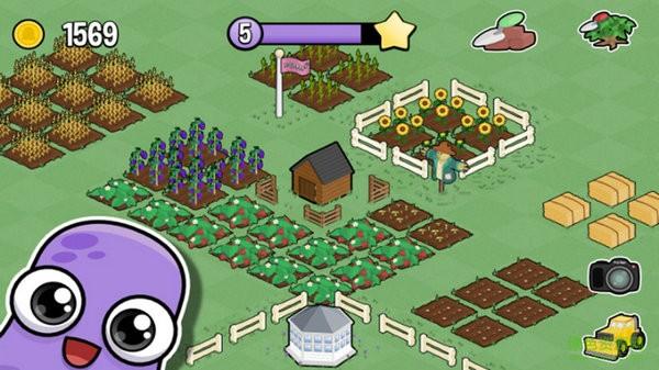 我的农场无限金币钻石版