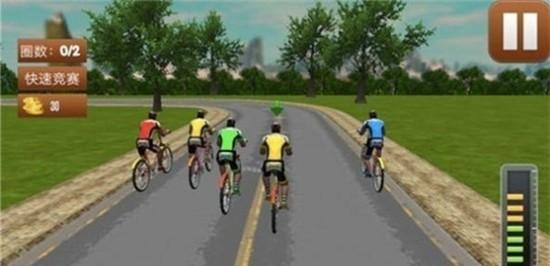 3D自行车越野模拟器安卓版