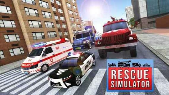 紧急城市救援模拟器安卓版