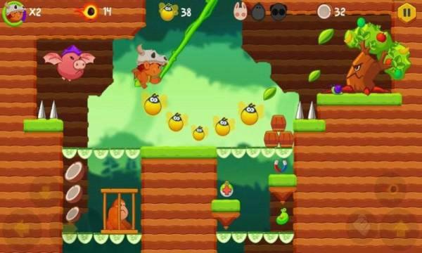 丛林世界奔跑游戏正式版