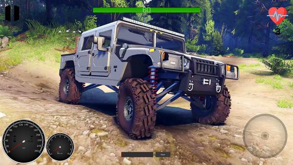 怪物卡车特技驾驶21中文版