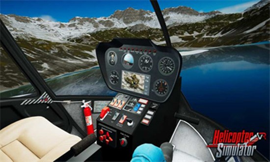 直升机模拟器2021中文版