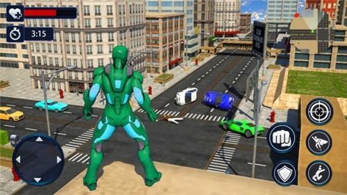 城市钢铁英雄破解版