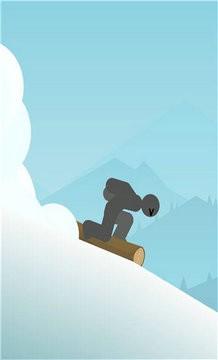 火柴人滑雪板破解版