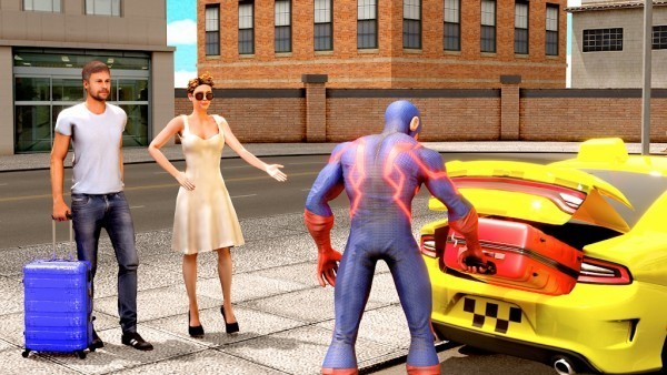 出租车司机超级英雄中文版