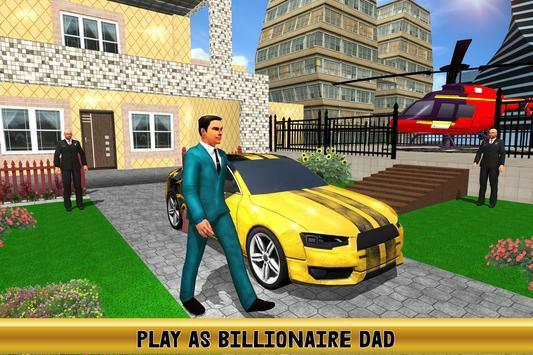 虚拟亿万富翁爸爸模拟器