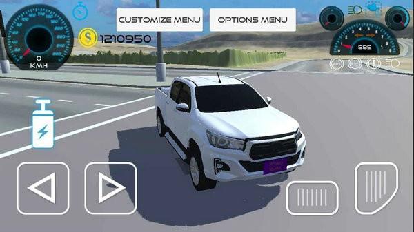 海拉克斯汽车驾驶模拟器安卓版