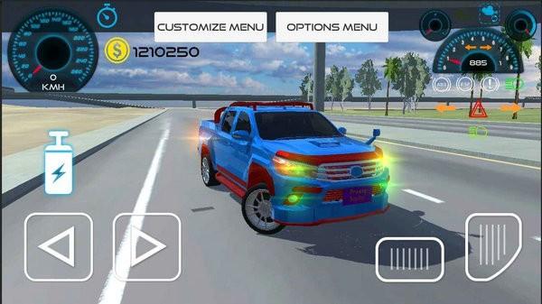 海拉克斯汽车驾驶模拟器破解版