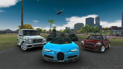 欧洲豪车模拟器中文版