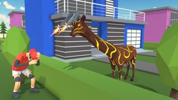 沙雕鹿下载游戏最新版