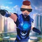 火柴人铁机器人超级英雄