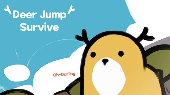 鹿生存跳跃安卓下载