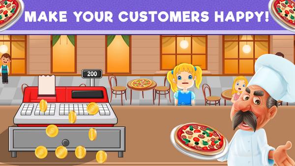 我的美味比萨店安卓版