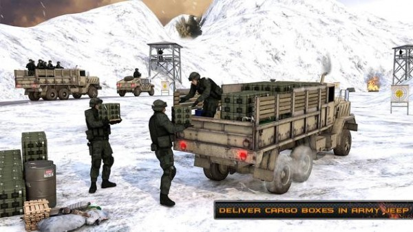 美国陆军导弹袭击中文版