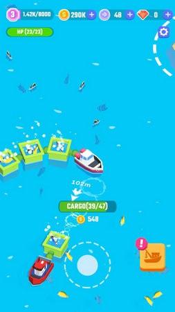 渔船大作战游戏下载