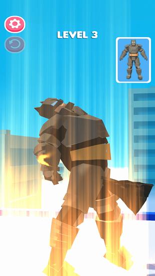 超级英雄变身游戏安卓版