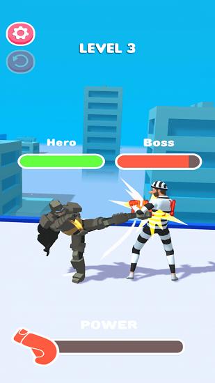 超级英雄变身游戏下载