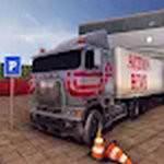 城市卡车停车场3D