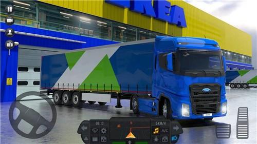 终极版卡车模拟器中文版