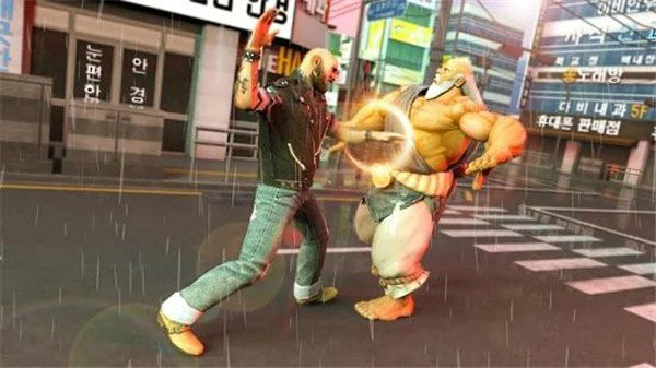 街头战士3D