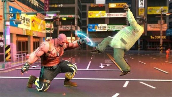 街头战士3D安卓版最新下载