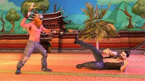 街头战士3D中文版