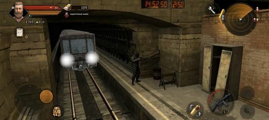 地铁僵尸猎人官方版