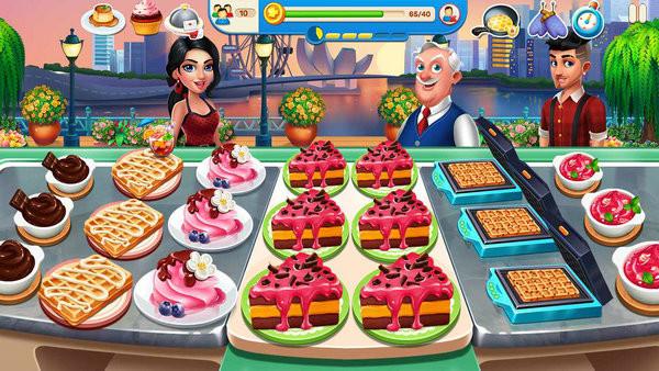 烹饪旅行游戏下载