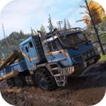 欧卡越野泥浆卡车模拟器2021