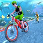 水下自行车竞赛