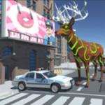 城市暴徒鹿模拟器